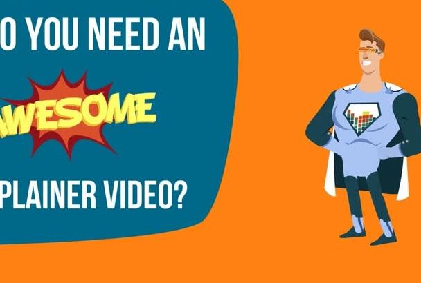 Create A Powtoon 2d Animated Video