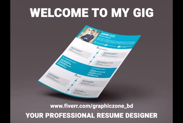 Design Your Resume And Cover Letter In 24 Hours