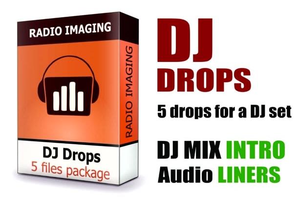 create professional dj intro and dj drops