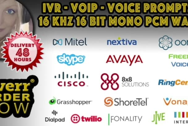 Create 8 or 16 khz bit mono pcm wav phone ivr prompt pbx voip by create 8 or 16 khz bit mono pcm wav phone ivr prompt pbx voip m4hsunfo