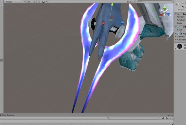 create vrchat shaders and avatars