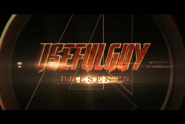 create avengers infinity war movie intro