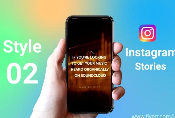 do instagram story video ads for your instagram or facebook