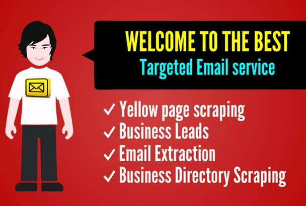 be your email marketing and facebook marketing