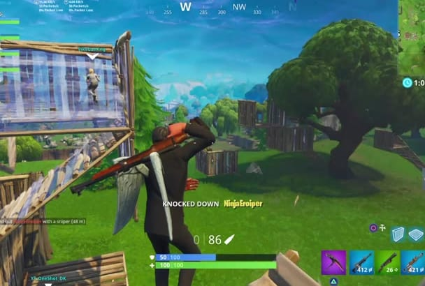 Teach You To Get Good At Fortnite By Devilgmr - i will teach you to get good at fortnite