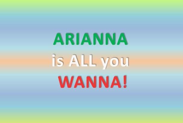 Italian Translation English To Italian: Professionally Translate From English To Italian By Arianna06