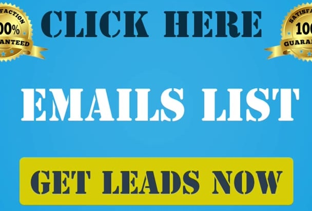 provide 950 million email addresses for email marketing