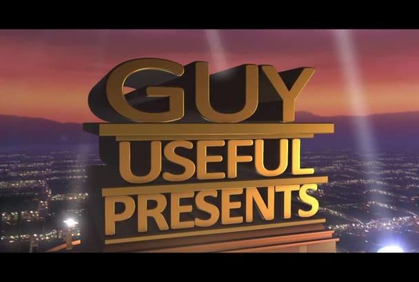 Create 20th Century Fox Intro Video By Usefulguy