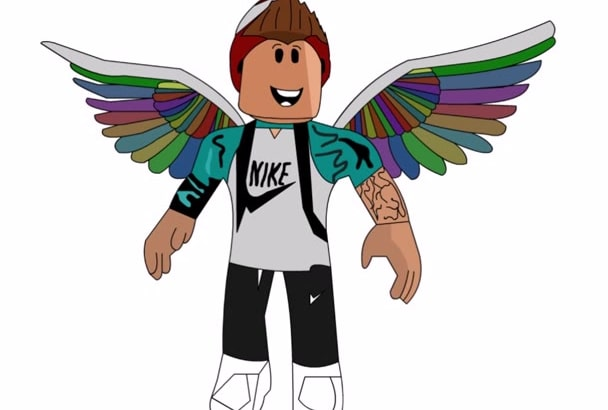 Draw Your Roblox Character By Absithenoob