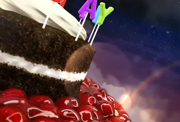 Make Happy Birthday Video In Full Hd 1080p By Susanroxie