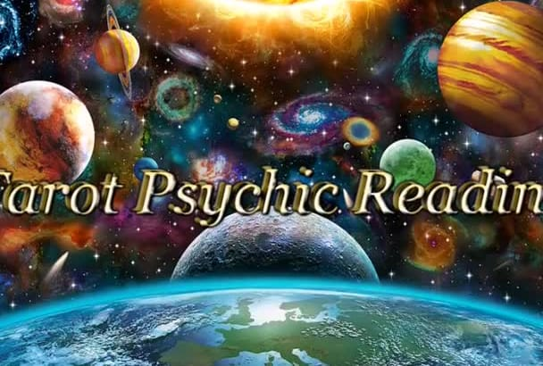 give you a detailed tarot love reading