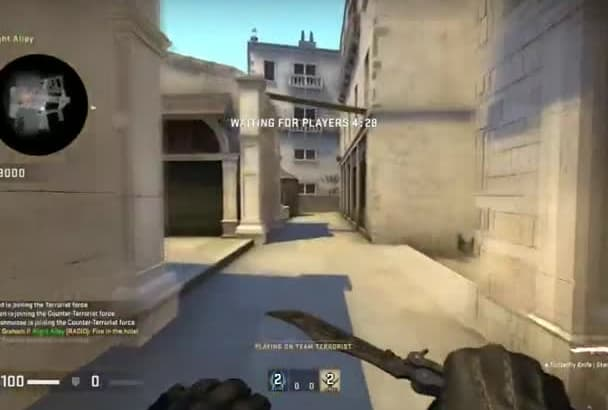 record csgo gameplay for your youtube video