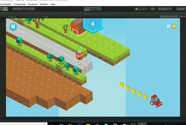 give you 25 unity source code app games
