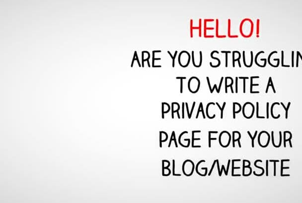 write Complete seo WEBSITE Content