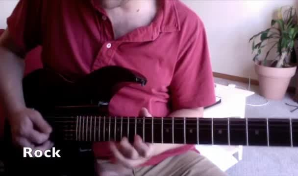 record a guitar solo for your song