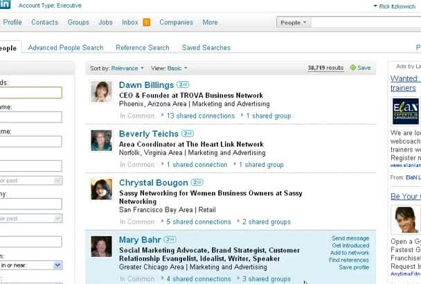 show You How to Optimize Your LinkedIn Profile to Show on Page 1
