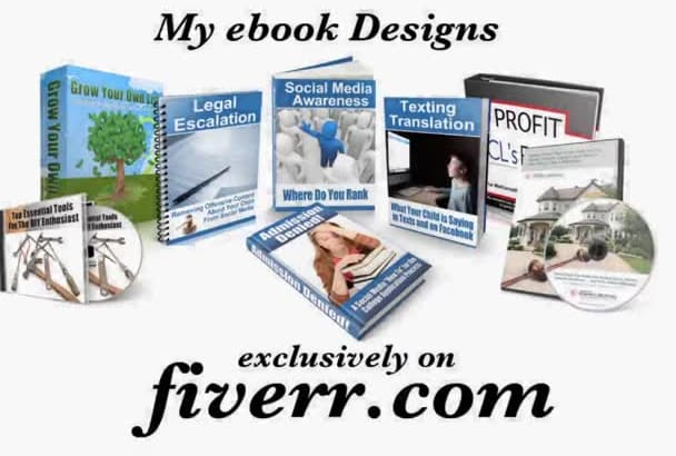 create a stunning Ebook cover