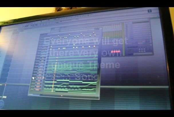 create you a custom instrumental