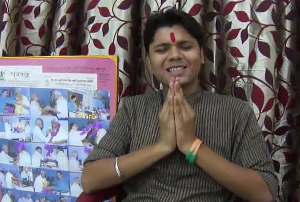 record a Hindi or English video testimonial