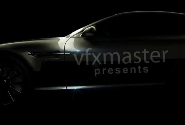 create you this Stunning Automobile Video in HD for your business promotion
