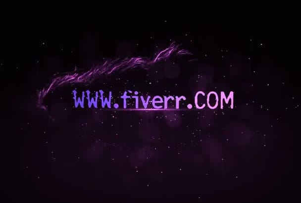 make you this video TRAILER for business or social media websites or as intro