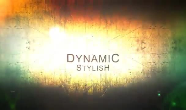 do a DYNAMIC intro for your Business