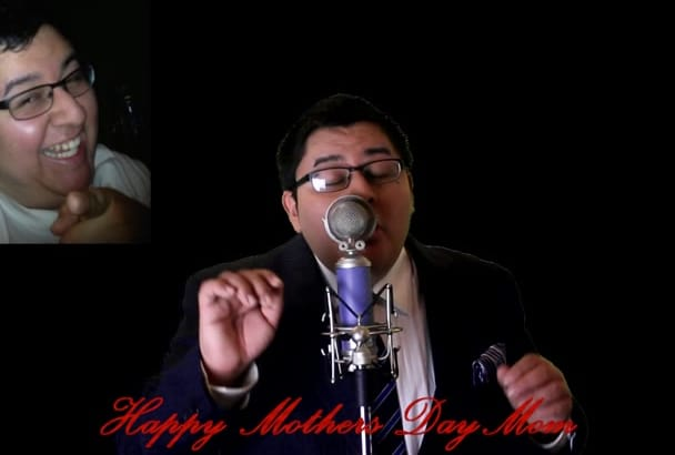 sing my Happy Mothers Day Song