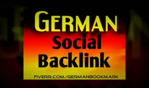 do 28 high Pr German social bookmarking
