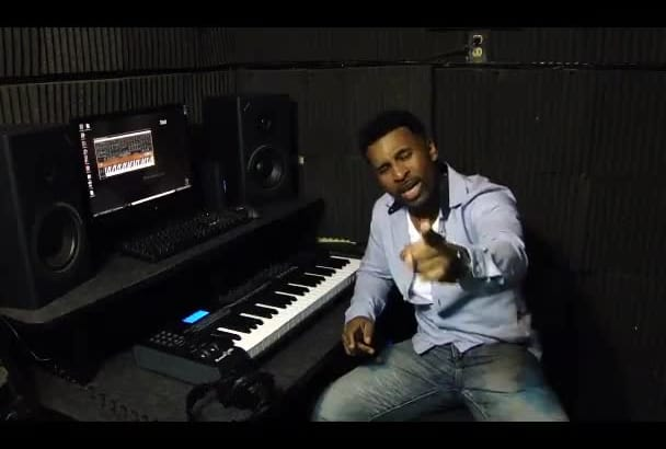 do an ENERGETIC commercial from my Recording Studio