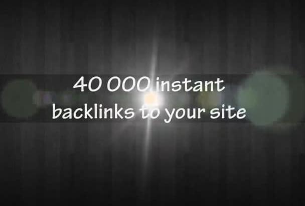 create 40 000 SEO backlinks using scrapebox comment blast