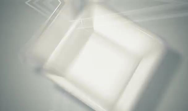 create this geometric logo HD video intro