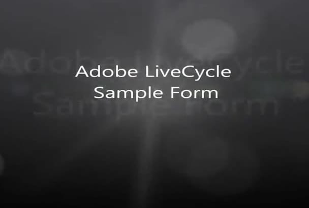 create fillable PDF forms for your company