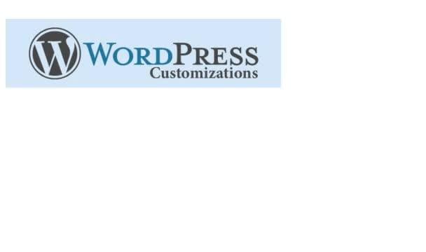 configure, customize and TWEAK your wordpress theme or website