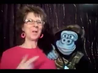 as a Ventriloquist or Puppet PROPOSE for you