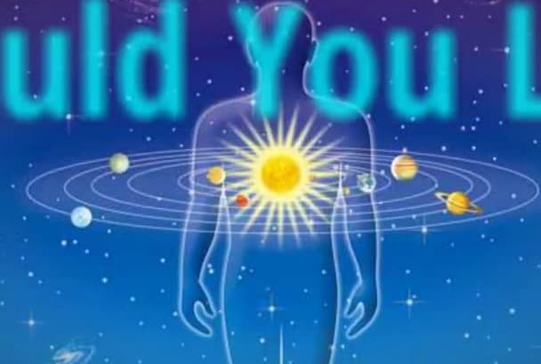 create a personalized fully explained natal astral chart