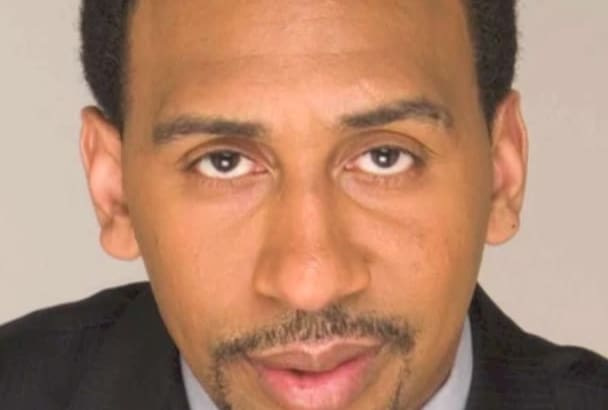 impersonate Stephen A Smith