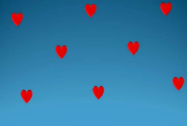 give a greetings video for valentines day