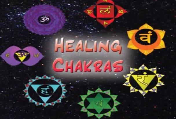 send you my 20 minute CHAKRA Balancing Guided Meditation