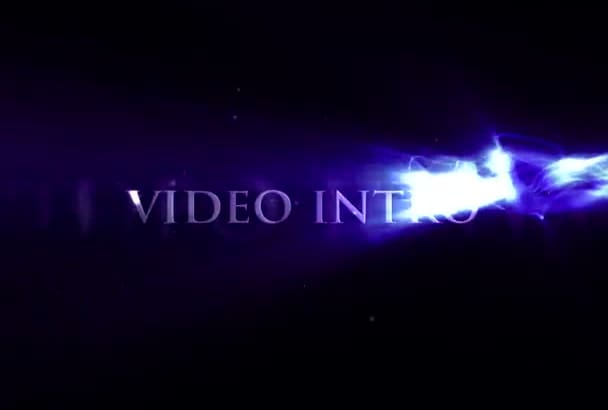 edit a HD Video Intro