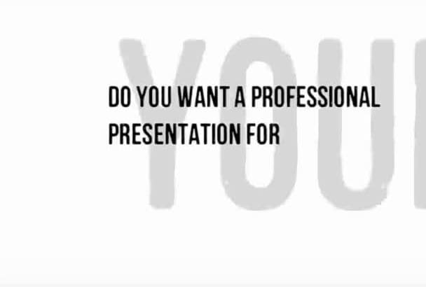 make a 30 second video advert for promoting your products or services
