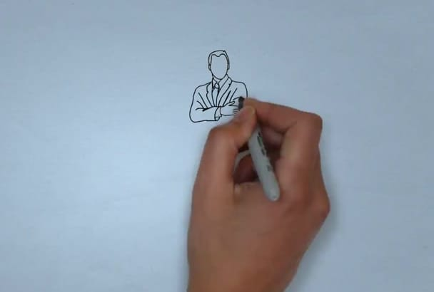create a whiteboard animation for your business or product