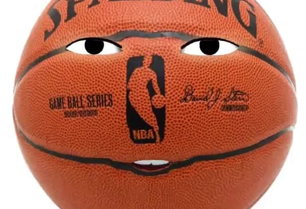 animate a sports Ball for promotion or greeting