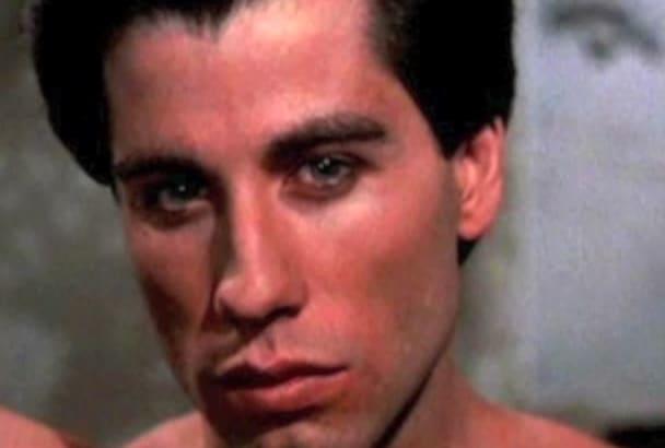 record a John Travolta impersonation