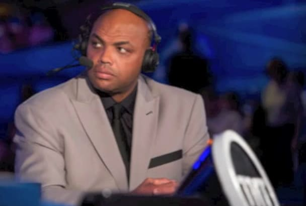 impersonate charles barkley for you