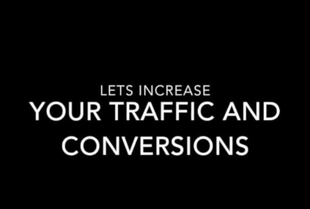 increase your websites conversion rate today