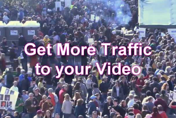 do youtube SEO, backlinks, and Video embeds