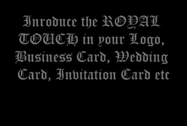 Create custom gold leaf logo or text message or wedding business create custom gold leaf logo or text message or wedding business card on leather colourmoves