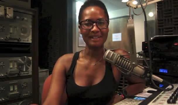 black reality show star nude