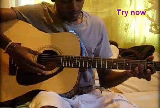do Box rhythm guitar course for beginners