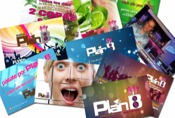 design EYE Catchy Flyers,Brochures just